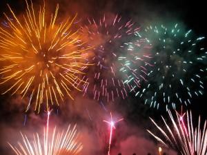 tsukumi fireworks