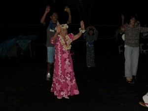 why is hula dancing so popular here?