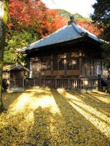 Ryougoji in the Fall