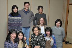 Yonezawa Family